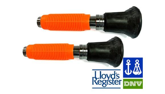 Nozzles applicators fire extinguisher hose