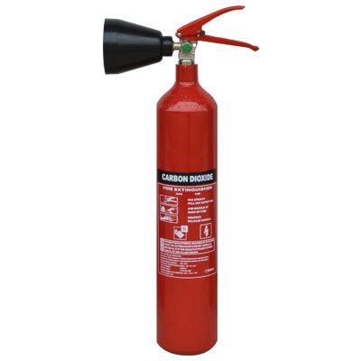 Hercules 2KG CO2 Fire Extinguisher