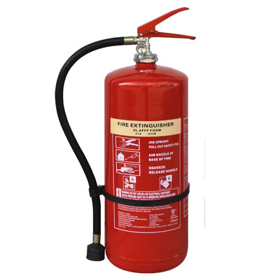 Hercules 9L Foam Fire Extinguisher