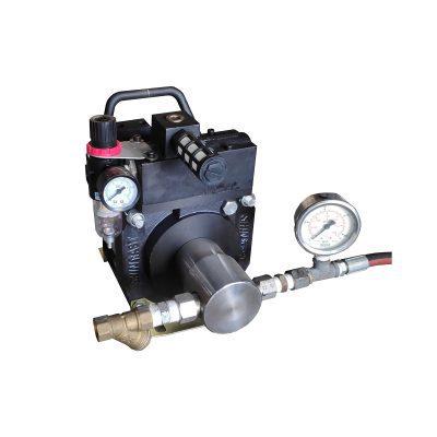 Hercules Hydrostatic Test Machine