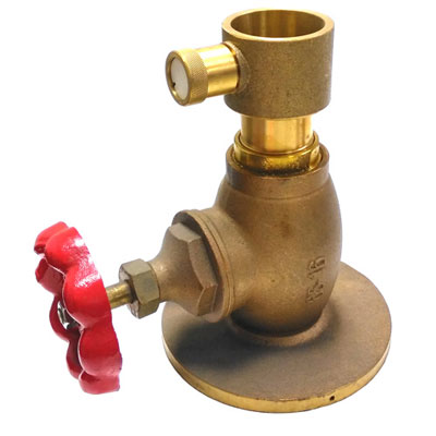 Hercules 180 Degree Flanged Fire Hydrant