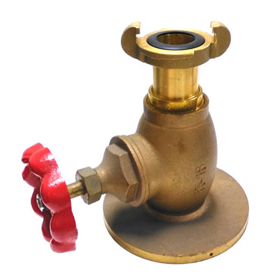 Hercules 180 Degree Nakajima Flanged Fire Hydrant