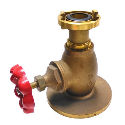 Hercules 180 Degree Storz Flanged Fire Hydrant