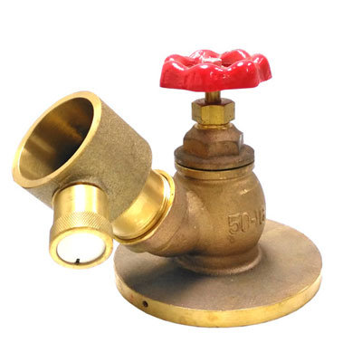 45 Flanged Hydrant BS Instantaneous