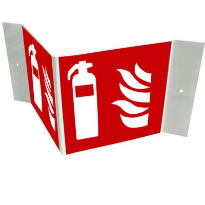 Extinguisher A Frame Signage