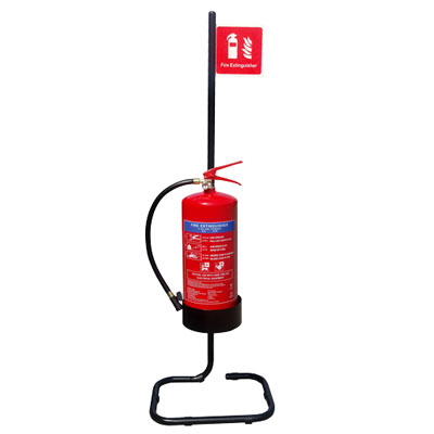 Hercules Portable Extinguisher Stand