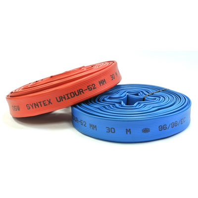 Unidur Red Blue Fire Hose