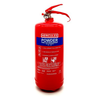 Hercules 3KG ABC Dry Powder Fire Extinguisher