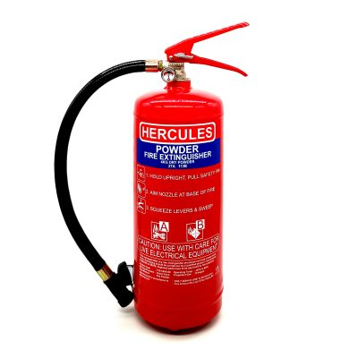 Hercules 4KG ABC Dry Powder Fire Extinguisher