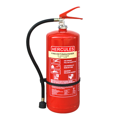Hercules-9L-Foam-Fire-Extinguisher Singapore