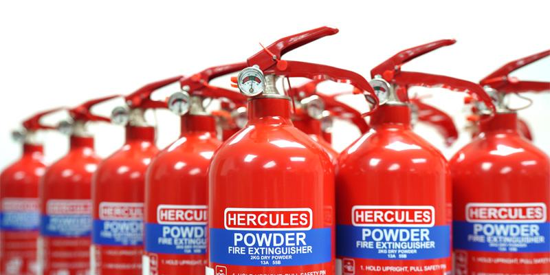 Fire Extinguishers Singapore