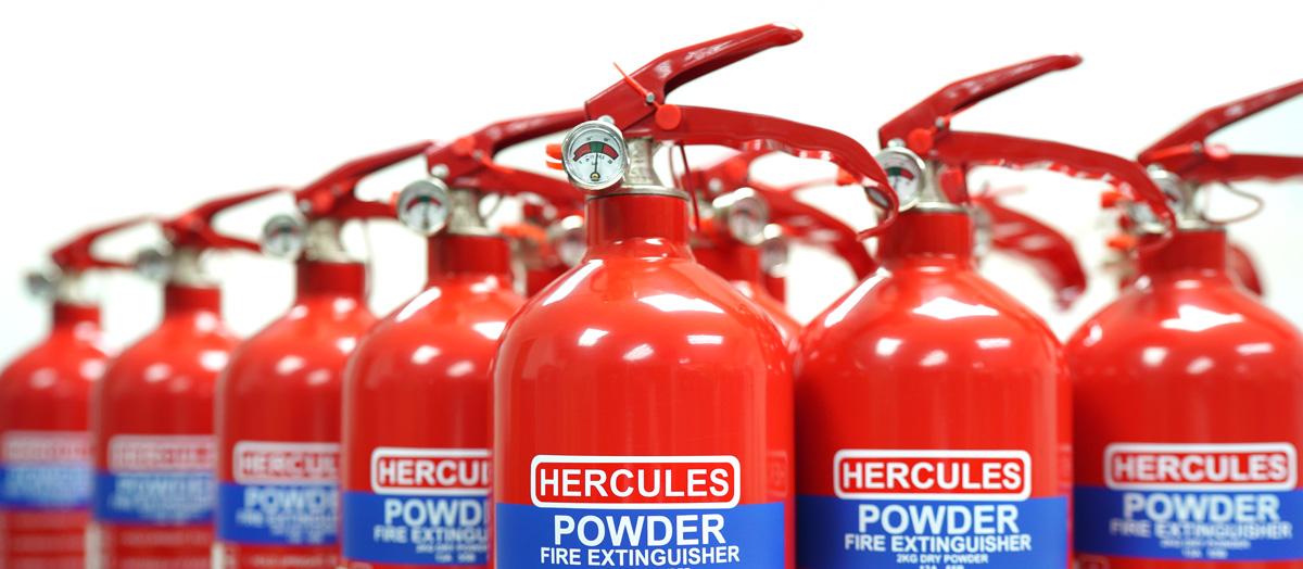 Service Fire Extinguishers Singapore