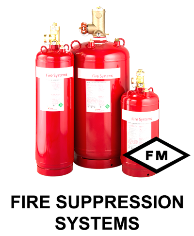 Fire Suppression Systems Singapore