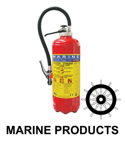 Marine Fire Fighting Equipment Singapore